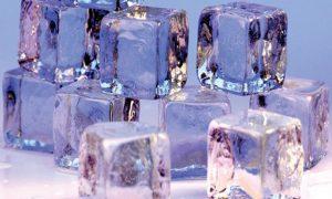 Изделие из льда – изюминка праздничного вечера