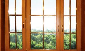 Где заказать деревянные окна из лиственницы?