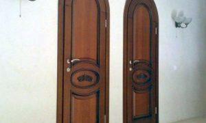 Какие бывают двери арочные межкомнатные?