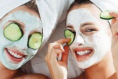 Где найти рецепты фруктовой воды или маски для лица?